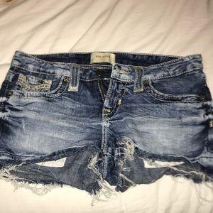 Big Star Liv Denim Shorts